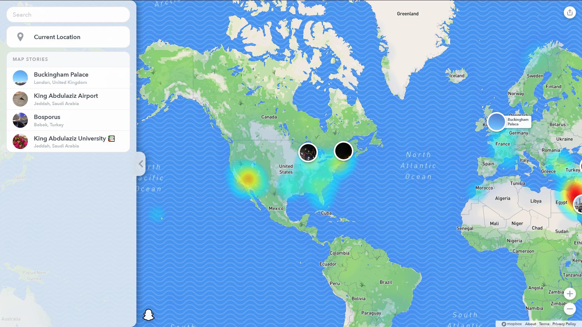 Maps.snapchat.com