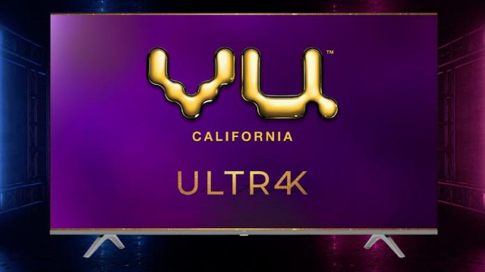 Vu 4K Android TV