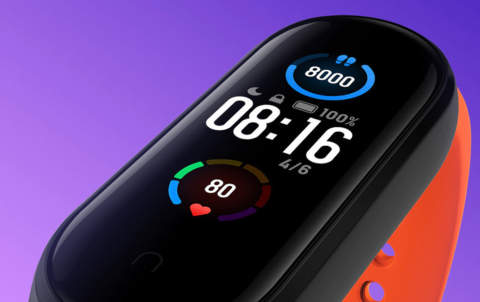 Xiaomi Mi Band 5 features