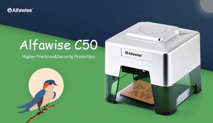 Alfawise C50 Laser Engraving Machine