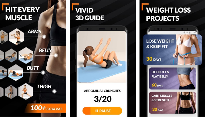 Home-Workout-for-Women-Female-Fitness-Best-App-For-Women