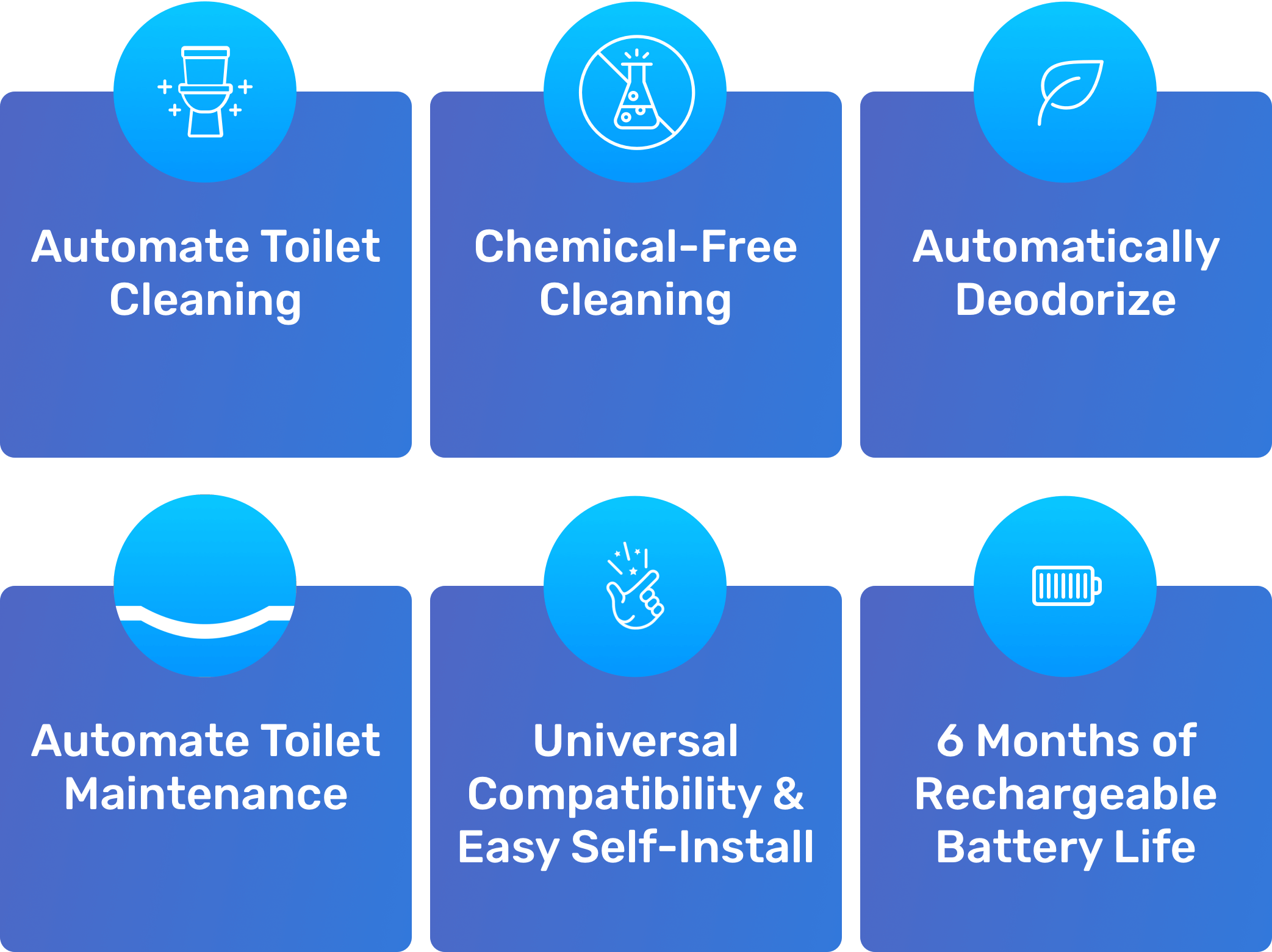 Shine: Automate Toilet Cleaning