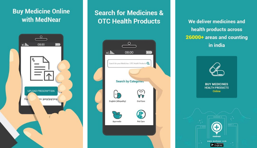 MedNear-Best-Online-Medicine-App