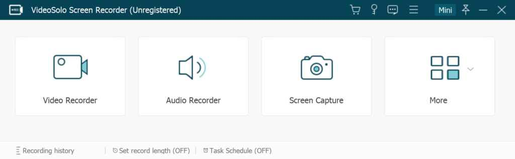 Worth Trying! A Fluent and Easy to use Screen Recorder 1