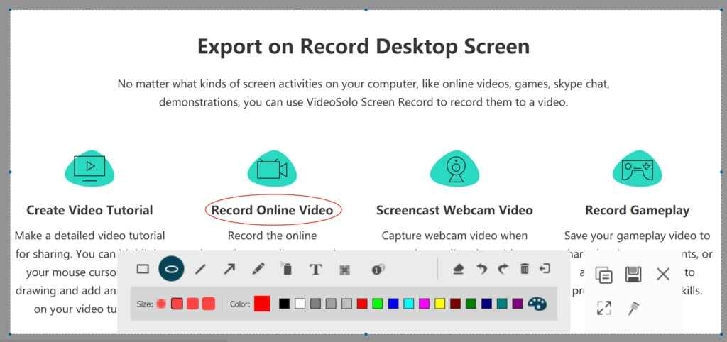 Worth Trying! A Fluent and Easy to use Screen Recorder 4