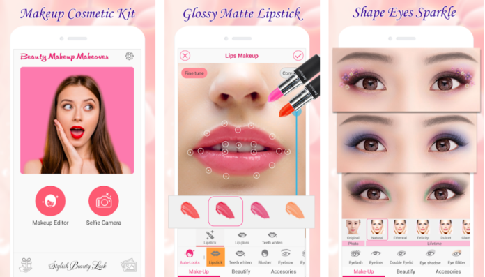Beauty-Makeup- Best Makeup app
