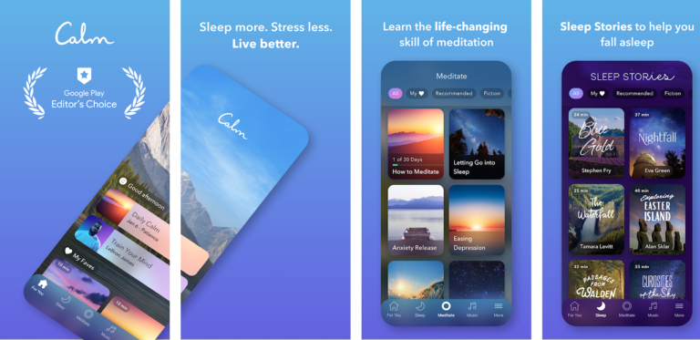 10 Best Meditation Apps 2020 for Android & iOS