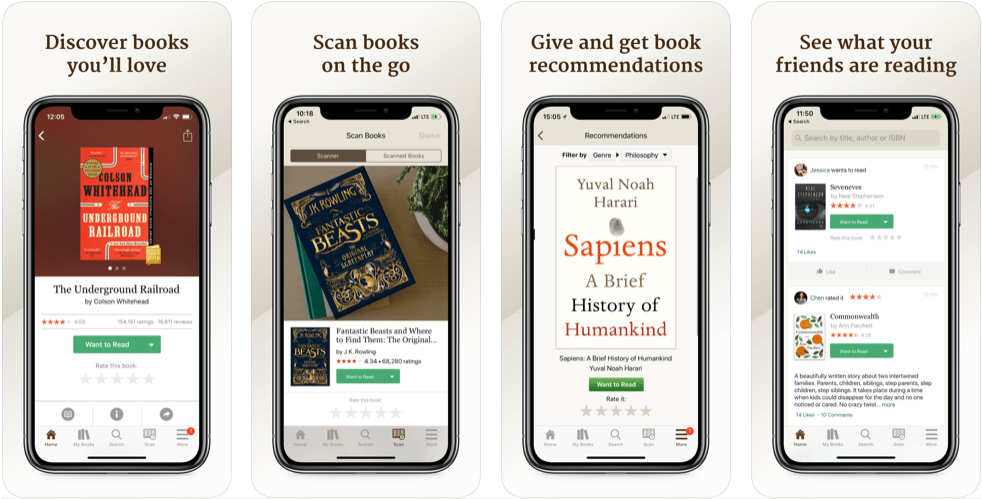 Goodreads-Best-App-for-Book-Lover