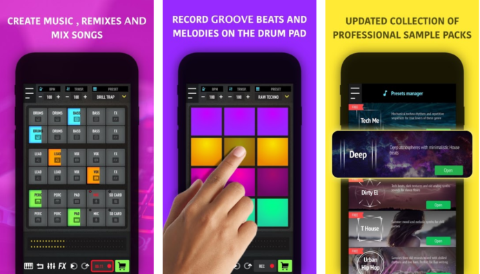 MixPads-Best-music-making-app