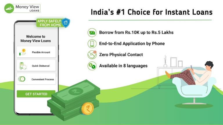 Money-View-Loans-Best-Student-loan-app