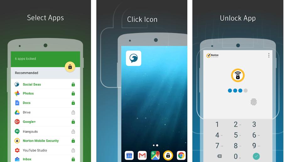 Norton-AppLock-best-app-lock-app