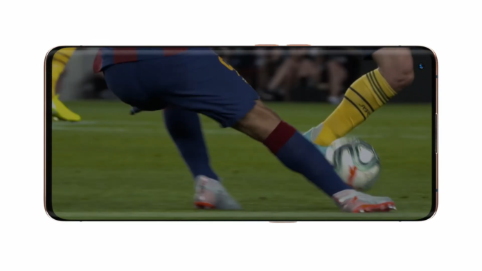 OPPO launches a new ad campaign with FC Barcelona