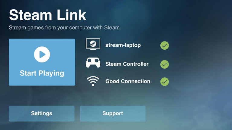 Steam-link-Best-Android-Tv-App