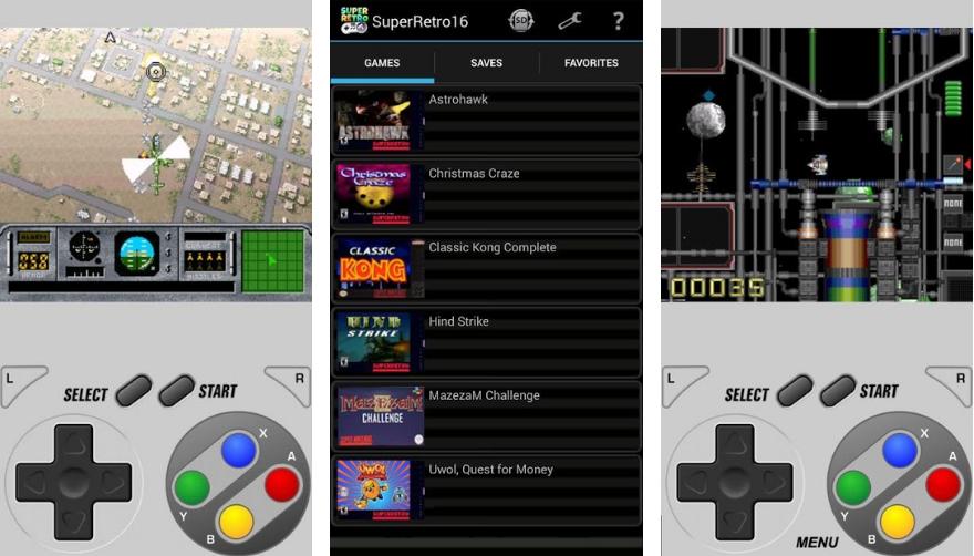 SuperRetro16-best-snes-emulator