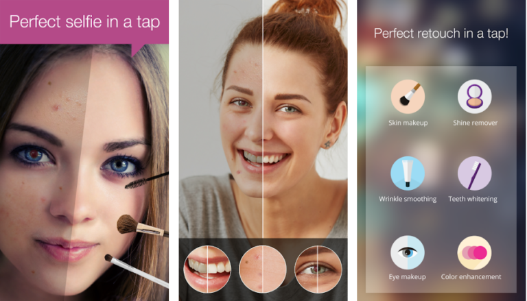 Best Makeup App Download for Android & iOS (2021)