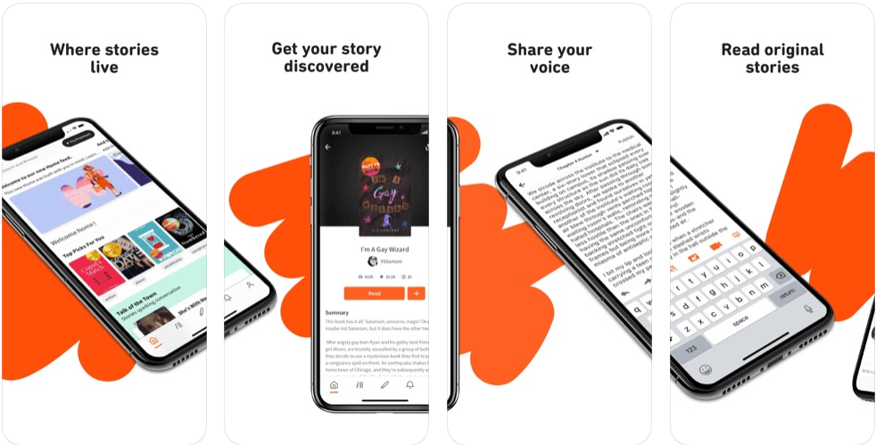 Wattpad-Best-App-for-Book-Lover