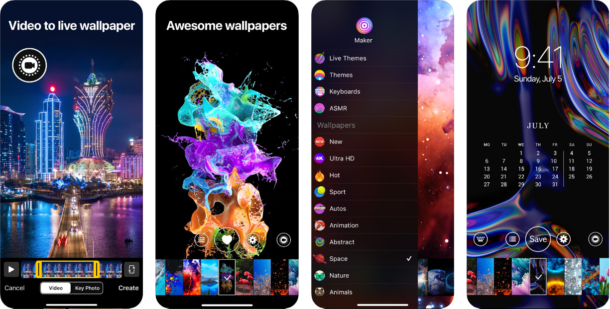 10 Best Iphone Live Wallpaper Apps 2020 Techniblogic