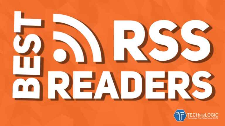 10 Best RSS readers 2020