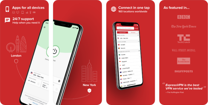 ExpressVPN-Best-VPN-For-iOS Netflix VPN