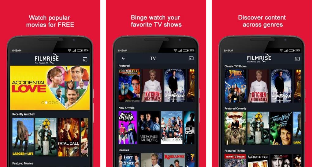 Filmrise-free-movie-streaming-app