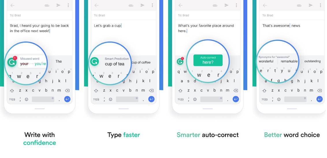 Grammarly-Keyboard-best-keyboard-app