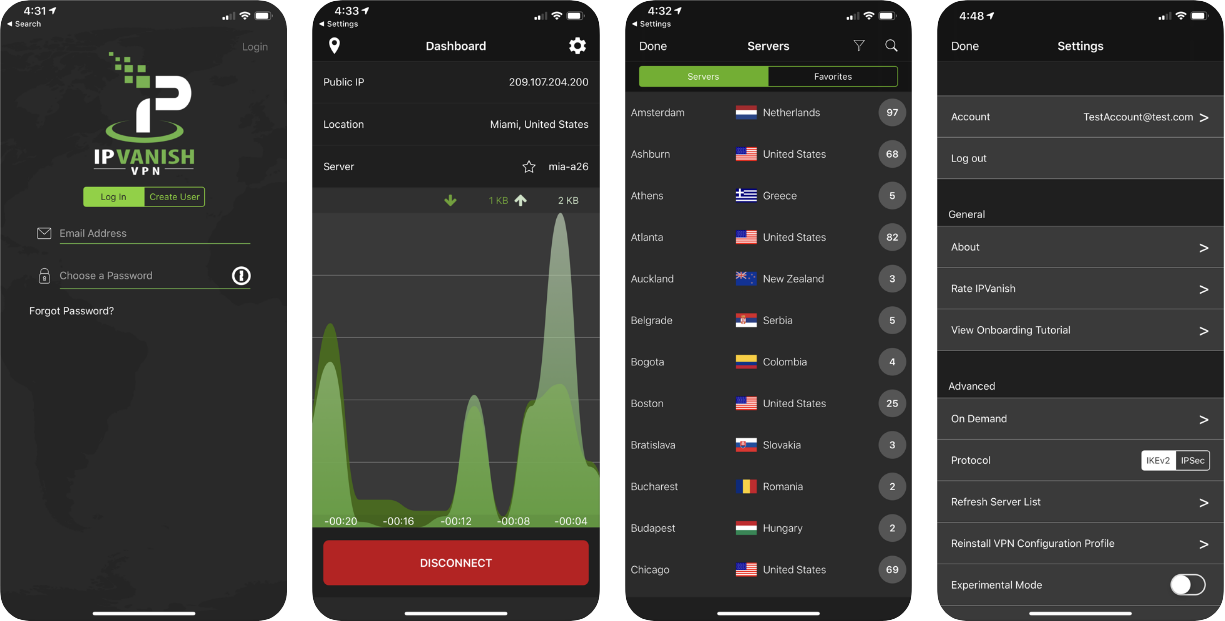 IPVanishVPn-Best-VPN-For-iOS