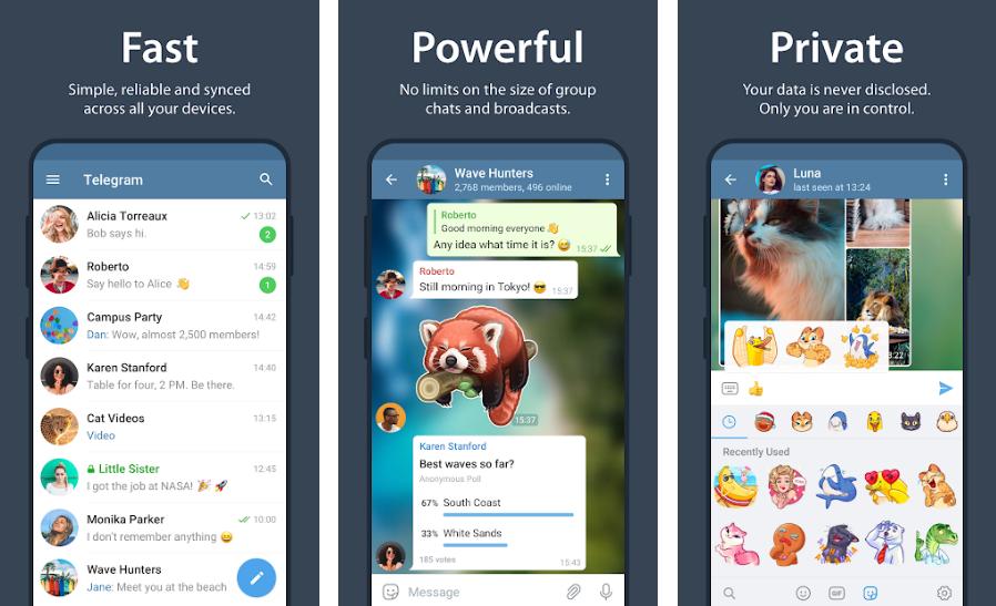 Telegram-Best-Discord-Alternative