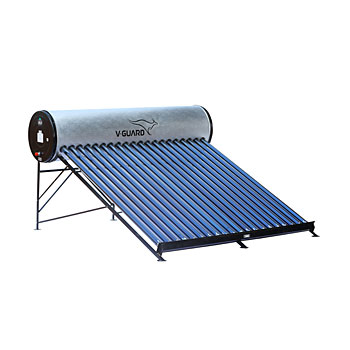 V-Hot Non-Pressurized Series of solar water heater