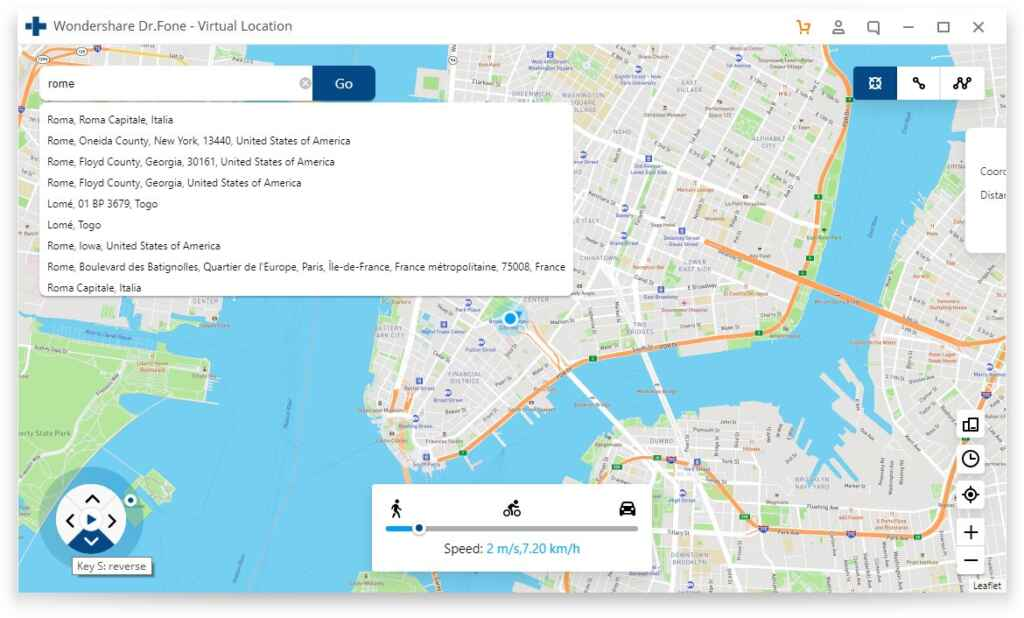 Virtual Location: The best iOS GPS Spoofing tool without jailbreaking 2