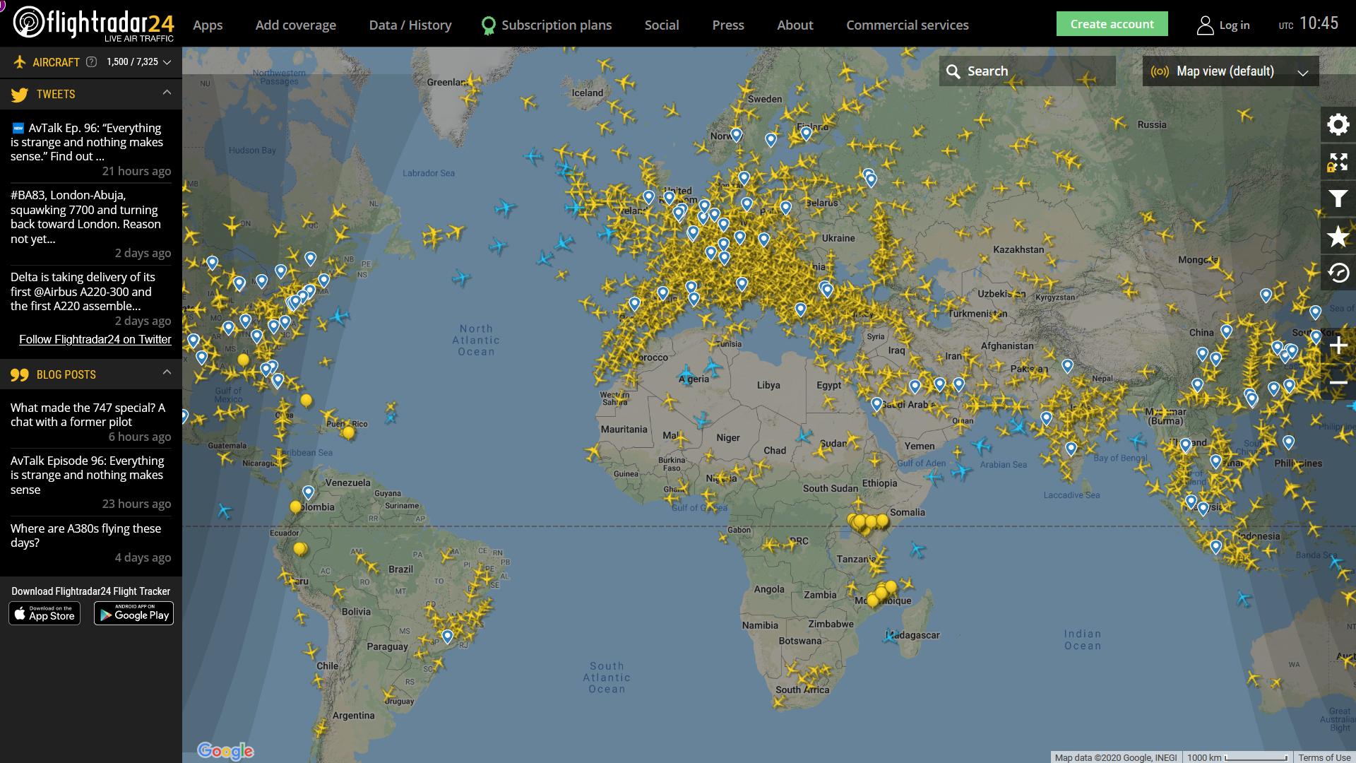 FlightRadar24-Investigative-journalism-tool