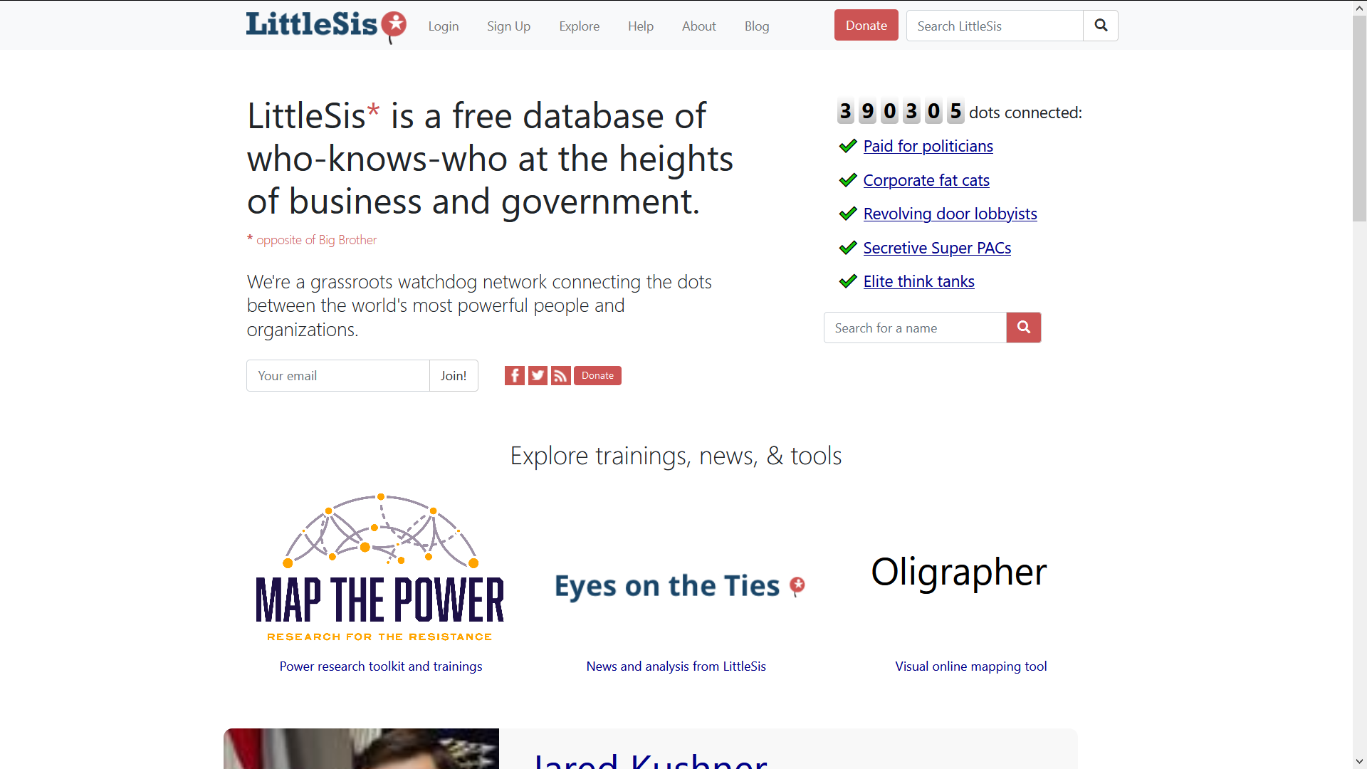 Littlesis-investigative-journalism-tool