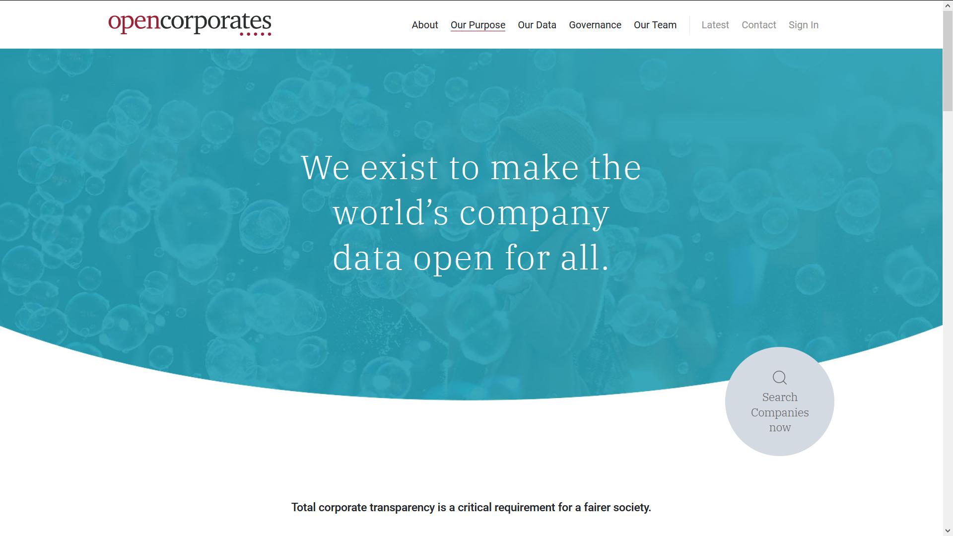 Opencorporates-investigative-journalism-tool