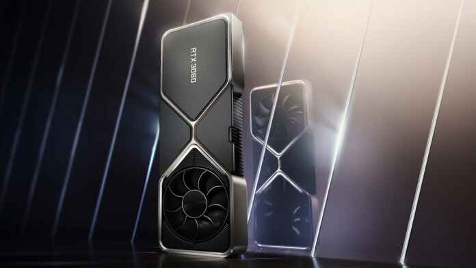 Nvidia GeForce RTX 30 Series Graphics Card
