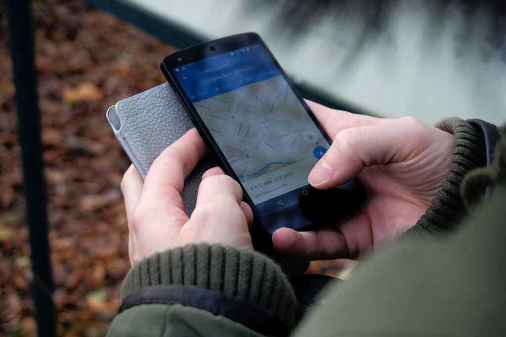 location tracker app