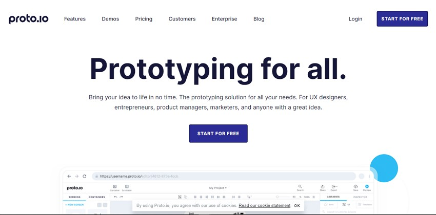 Top 5 Fast Prototyping Tool for App Developers 4