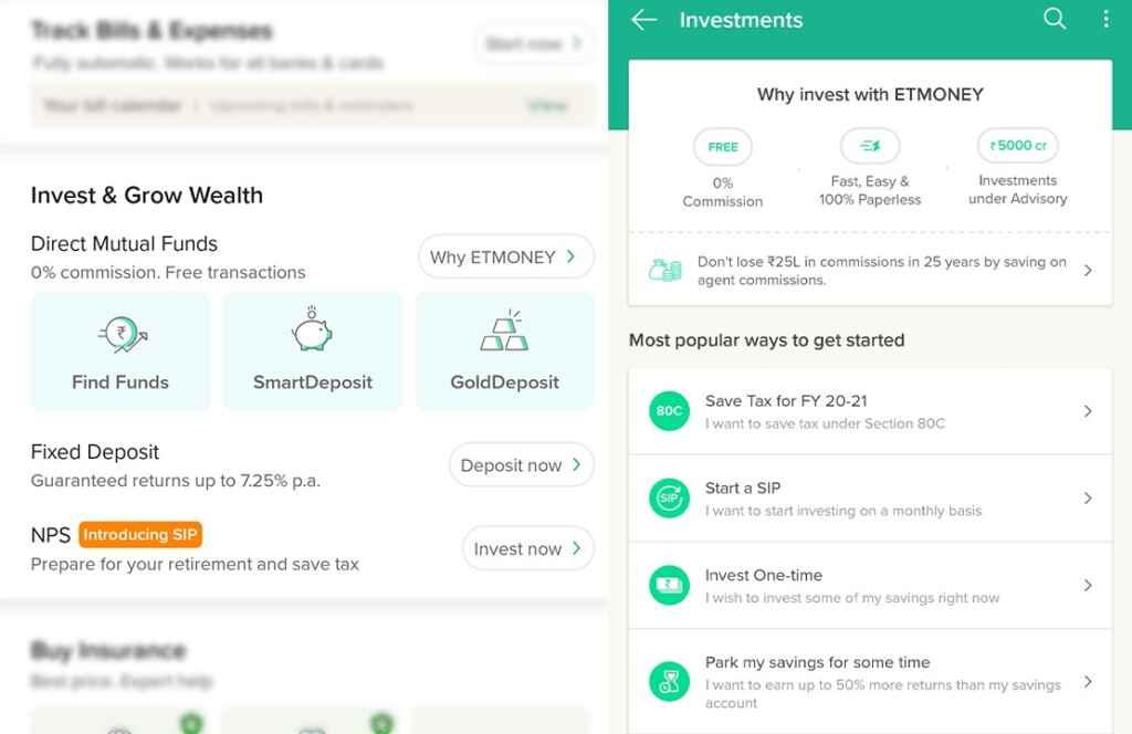 ETMONEY App Review