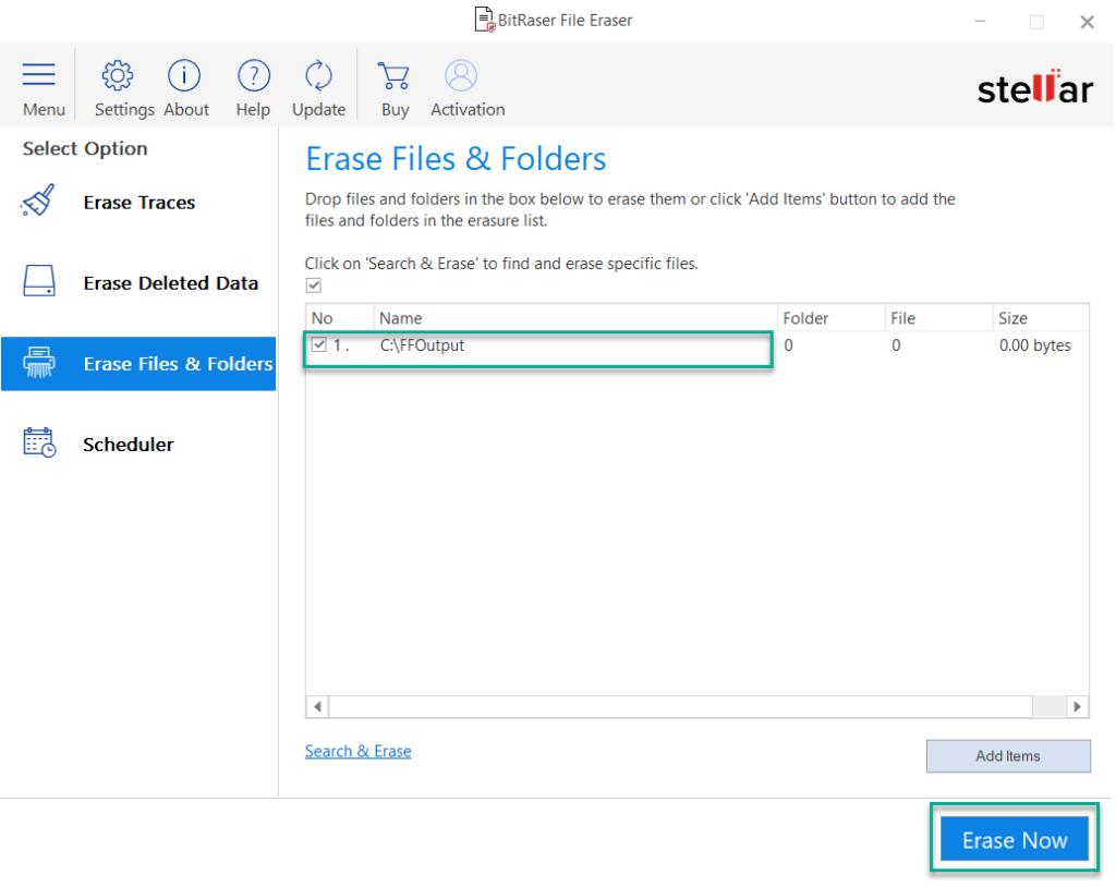 3BitRaser File Eraser (11)