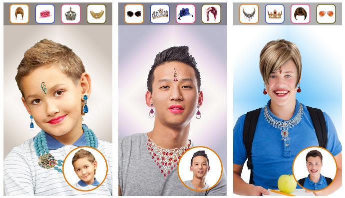 Makeup app Make Me Girl – Apps on Google Play