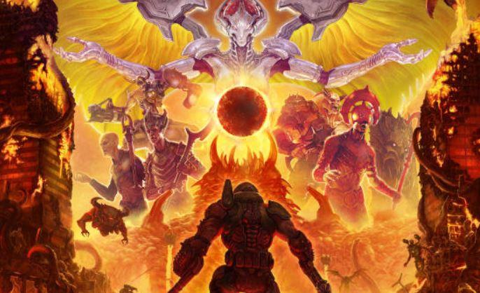 Best Doom Wallpaper 4k & HD for PC & Mobile 21