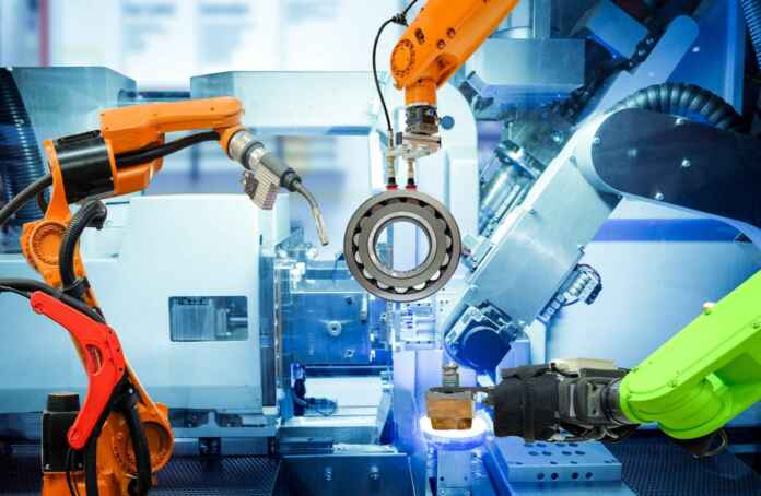 How Robots Are Changing the Face of Industrialization 1
