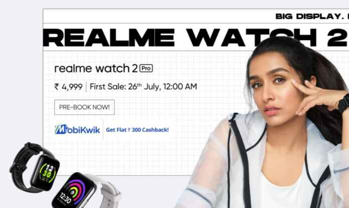 Realme Watch 2 Series, Buds Wireless 2 Series, Buds Q2 Neo Launched