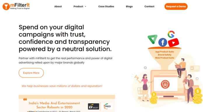 mFilterIt Adding Trust to Digital