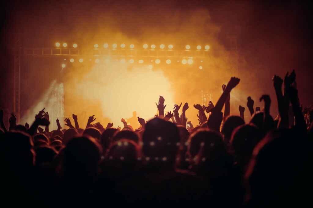 Concert Photography Etiquette