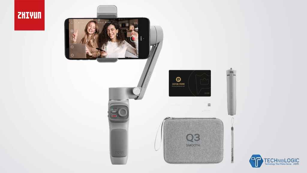 Zhiyun Smooth Q3 and Weebill 2 Gimbals launched in India 10