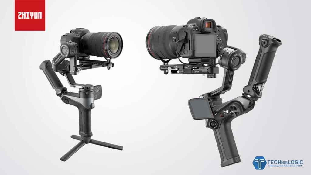 Zhiyun Smooth Q3 and Weebill 2 Gimbals launched in India 11